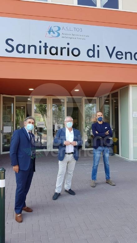 VENARIA - Nellex Rsa arrivano Sert e Medicina Legale. Via al recupero del vecchio ospedale