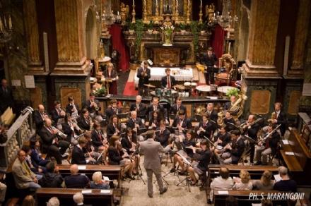 CASELLE - Domani la «Filarmonica La Novella» si esibirà in concerto in aeroporto
