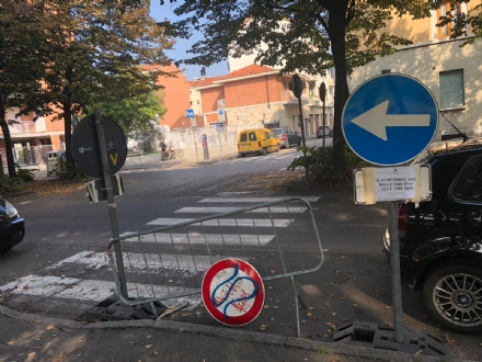 VENARIA - La segnalazione: la festa è finita, i divieti rimangono