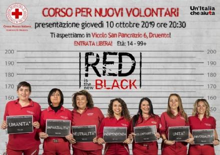 DRUENTO - Torna il corso per aspiranti volontari della Croce Rossa Italiana