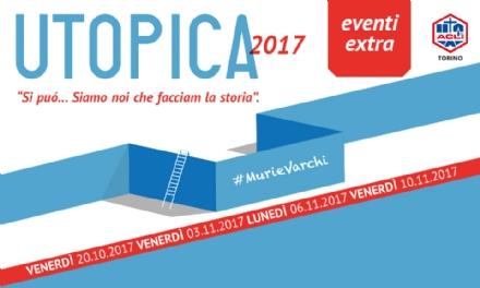 VENARIA - Utopica 2017: al centro Iqbal lAcli dibatte su migrazioni e integrazione