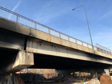 TORINO-COLLEGNO - Approvati i lavori di messa in sicurezza del ponte di corso Sacco e Vanzetti