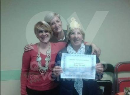 VENARIA - Lassociazione Divieto Di Noia piange la morte di Giusy Ferreri: aveva 73 anni