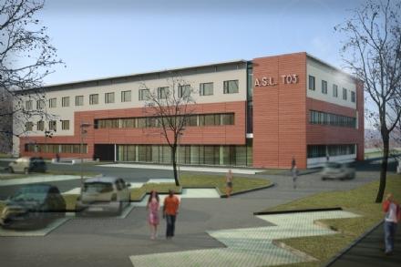 VENARIA - Conto alla rovescia per lapertura della struttura sanitaria: iniziati i lavori del parcheggio