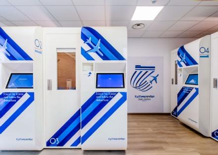 CASELLE - In aeroporto sbarca «ZZZlepandGo»: camere per riposare o lavorare in attesa del volo