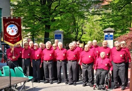 VENARIA - Stasera è tempo di «Cori a Venaria Reale» con il Coro Tre Valli