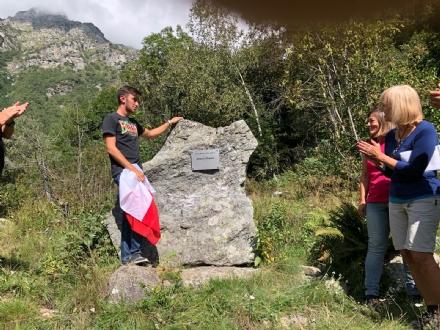 VENARIA - Il commosso ricordo di Alberto Piasco a Forno Alpi Graie