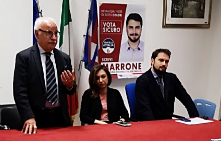 VENARIA - Nasce il circolo di Fratelli dItalia: è stato dedicato ad Antonio DAmbrosio