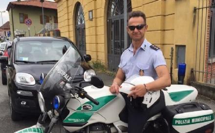 CASELLE - La Città in lutto per la morte di Enzo Russo, vice comandante della polizia municipale