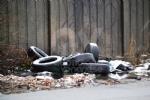 GRUGLIASCO - Grazie alle telecamere scovati 32 «furbetti dei rifiuti» - FOTO - immagine 10