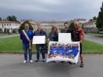 VENARIA - Comune, Pro Loco e FreeBike insieme alla «Giornata mondiale dei Giovani per la Pace» - immagine 10