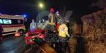 CASELLE - Ennesimo incidente stradale lungo la provinciale: due feriti, uno grave - FOTO - immagine 10