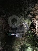 MONCALIERI-VENARIA - Pauroso scontro sulla sopraelevata: feriti due venariesi - immagine 10
