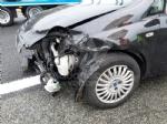 CAOS IN TANGENZIALE - Raffica di incidenti: due auto ribaltate e tre feriti - immagine 16