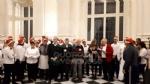 VENARIA - 420 partecipanti alla «Cena della solidarietà e della fratellanza» alla Reggia - FOTO - immagine 10