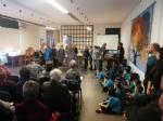 GIVOLETTO - Susanne Raweh, la «nonna bambina» sopravvissuta alla Shoah - LE FOTO - immagine 10