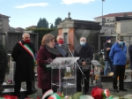 DRUENTO - Il nuovo monumento ai Caduti Partigiani è realtà: inaugurato stamane - FOTO - immagine 10
