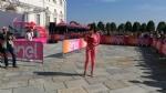 GIRO DITALIA A VENARIA - Grande folla per la carovana del Giro - FOTO - immagine 10