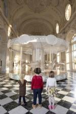 VENARIA - Nella Galleria Grande della Reggia approda la «Giostra di Nina» - FOTO - immagine 10
