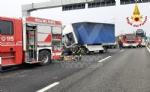 RIVOLI - Incidente in tangenziale: ferito autotrasportatore. Caos e lunghe code - FOTO - immagine 10