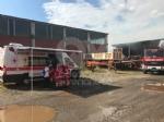 BORGARO - Incendio cascinale: proseguiranno fino a notte fonda le operazioni di messa in sicurezza - immagine 10