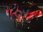 RIVOLI - Incidente in tangenziale: una macchina prende fuoco. Quattro persone rimaste ferite - immagine 10