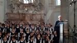 VENARIA - Larcivescovo Nosiglia in visita a SantUberto: protagoniste le scuole della città - FOTO - immagine 10