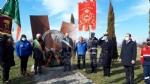VENARIA - La città ha celebrato il «Giorno del Ricordo» - FOTO - immagine 11