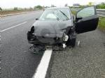 CAOS IN TANGENZIALE - Raffica di incidenti: due auto ribaltate e tre feriti - immagine 17