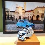 VENARIA - «Auto Mini Retrò»: una particolare mostra fra modellini e fotografie - immagine 11