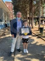 COLLEGNO-GRUGLIASCO - I bambini dei centri estivi hanno ringraziato i medici dellAsl To3 - FOTO - immagine 11