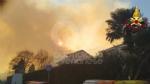 CASELETTE-VAL DELLA TORRE - Incendio sul Musiné: situazione sotto controllo - immagine 11
