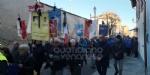 BORGARO - Più di mille persone per lestremo saluto allex sindaco Vincenzo Barrea - FOTO - immagine 11