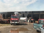 BORGARO - Incendio cascinale: proseguiranno fino a notte fonda le operazioni di messa in sicurezza - immagine 11