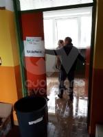 CAFASSE - Assessore regionale allIstruzione in visita alla scuola media colpita dal maltempo - immagine 11
