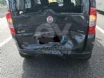 VENARIA-BORGARO - Scontro in tangenziale: tre auto coinvolte, due i feriti - immagine 11