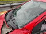 RIVOLI-COLLEGNO - Doppio incidente in tangenziale: auto contro guardrail e tir su una scarpata - immagine 12