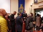 RIVOLI - Contro furti e truffe i carabinieri incontrano i cittadini - FOTO - immagine 12