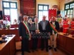 VENARIA - Un defibrillatore e unambulanza per i 40 anni della Croce Verde Torino - immagine 12