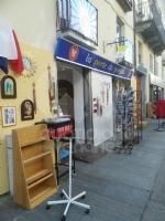 VENARIA - Il centro città set del film «Corro da te» con Pierfrancesco Favino e Miriam Leone FOTO - immagine 12
