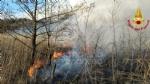 CASELETTE-VAL DELLA TORRE - Incendio sul Musiné: situazione sotto controllo - immagine 12