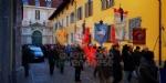 BORGARO - Più di mille persone per lestremo saluto allex sindaco Vincenzo Barrea - FOTO - immagine 12