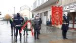 VENARIA - Celebrato il 4 Novembre, tra ricordo e un plauso a medici, infermieri e volontari FOTO - immagine 12