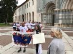 VENARIA - Comune, Pro Loco e FreeBike insieme alla «Giornata mondiale dei Giovani per la Pace» - immagine 13