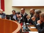 RIVOLI - Contro furti e truffe i carabinieri incontrano i cittadini - FOTO - immagine 13