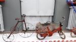 VENARIA - Biciclette, tricicli vintage e gli antichi mestieri: la nuova mostra di Antonio Iorio - immagine 13