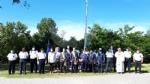 VENARIA - La bandiera dei marinai torna a sventolare nel cielo della Reale - FOTO - immagine 13
