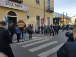 CAFASSE - Oltre 500 persone per lultimo saluto allex sindaco Giorgio Prelini. - immagine 13
