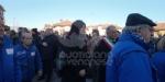 BORGARO - Più di mille persone per lestremo saluto allex sindaco Vincenzo Barrea - FOTO - immagine 13