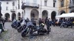 VENARIA - «Un motogiro per unire»: piazza Annunziata tinta di blu ha accolto centinaia di Harley - immagine 13